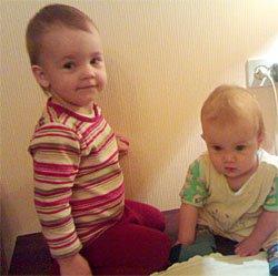 Ребенку 2-4 года, помоги организовать общение