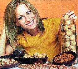 Ореховая диета - Крепкий орешек