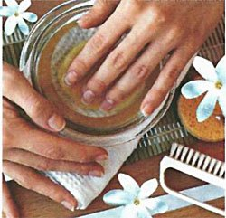 Уход за руками - лечение лекарственными растениями