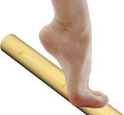 Упражнение для стопы ног