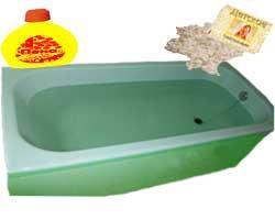 Мыльно-пенистая ванна