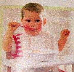 Еда и здоровье вашего малыша
