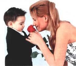 Воспитание ребенка вежливости