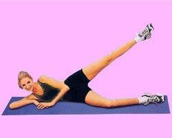Упражнения для бедер и ног