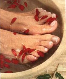 Уход за ногами и ногтями