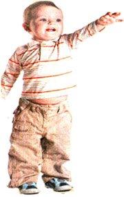 Капризы ребенка