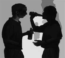 Заговор от запоя (пьянства)