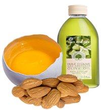 Для сухой морщинистой кожи - оливковое масло