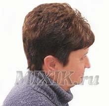 Начес - Как делать начес на короткие волосы
