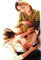 Давление будущей мамочки держим под контролем