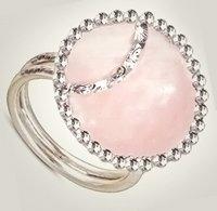 Розовый кварц (аметист)