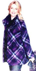 Пальто из твида для деловой женщины
