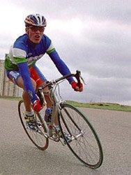 Езда на велосипеде благотворно сказываются на здоровье