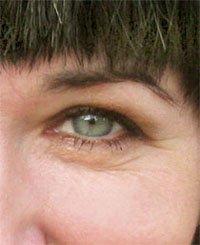 Зарядка для устранения морщин и тренировки глаз