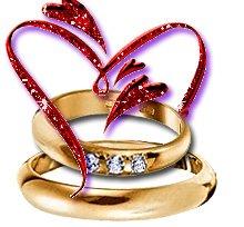 Обручальные золотые кольца - лучше для женщин