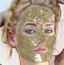 маски из хны для лица