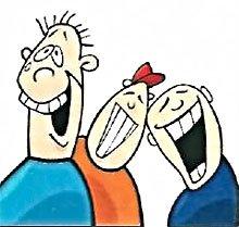 Смех вместо анальгина