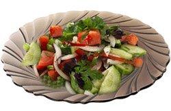 Салаты овощные для детей