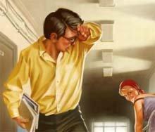 Унять мужа-скандалиста