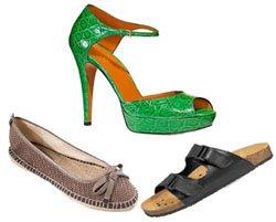 Характер определяем по обуви человека