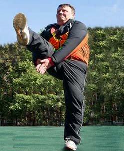 Утренняя гимнастика для людей пожилого возраста