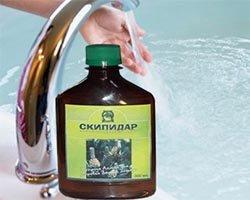 Скипидарные ванны против старения