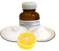 Маски для лица с лимонным соком и белком