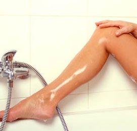 Контрастные ванны для рук и ног