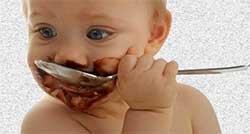 Можно ли давать ребенку сладкое