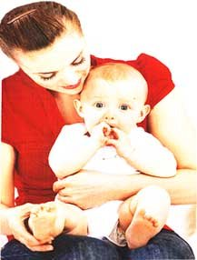 Здоровые зубы малыша