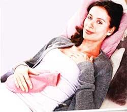 Как облегчить боль во время менструации