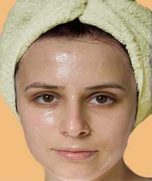 Специальная очистка кожи лица