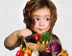Овощи и фрукты для малыша