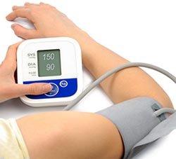 Гипертоническая болезнь, повышение артериального давления