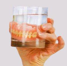 Проблемы с зубным протезом