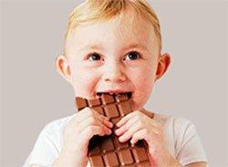 Вредности и вкусности для детей