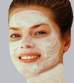Маски при загрубевшей, увядающей и шелушащейся коже