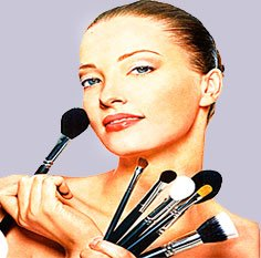 Румяна - важный акцент в макияже