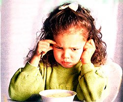 Стоит ли волноваться, если ребенок мало ест