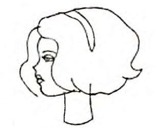 Прическа в зависимости от формы лица
