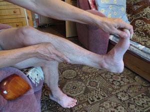 Как снять судорожный спазм мышцы