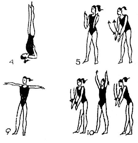 Гимнастика для красоты и здоровья