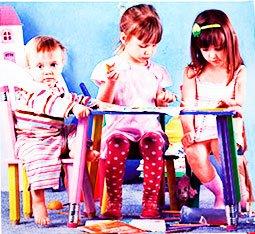 Подготовка крохи к детскому саду