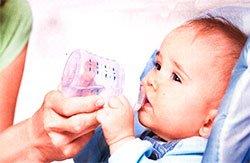 Привычки малыша расскажут о здоровье