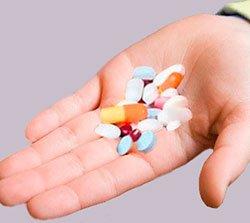 Таблетки, снимающие боль