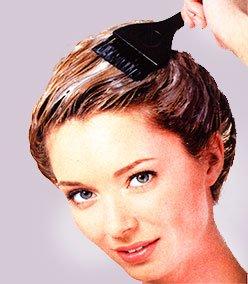 Советы по окрашиванию волос