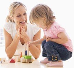 Надо ли сюсюкать с ребенком