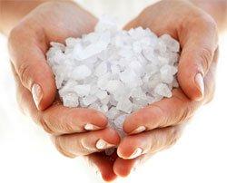 Лечение поваренной солью