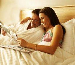 Чтобы муж спал только со своей женой