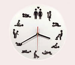 Часы любви